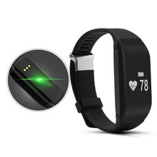 H3 Heart Rate Monitor Pedometer Calorie Sleep Monitor Smart Watch Smart Wristbands Alarm Clock Notification for iOS Android