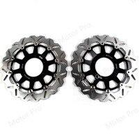 Для Honda CBR929RR 00 01 CBR954RR 02 03 передние тормозного диска ротора диск CBR 929 954 RR CBR929 CBR954 929RR 954RR 2000 2001 2002 2003