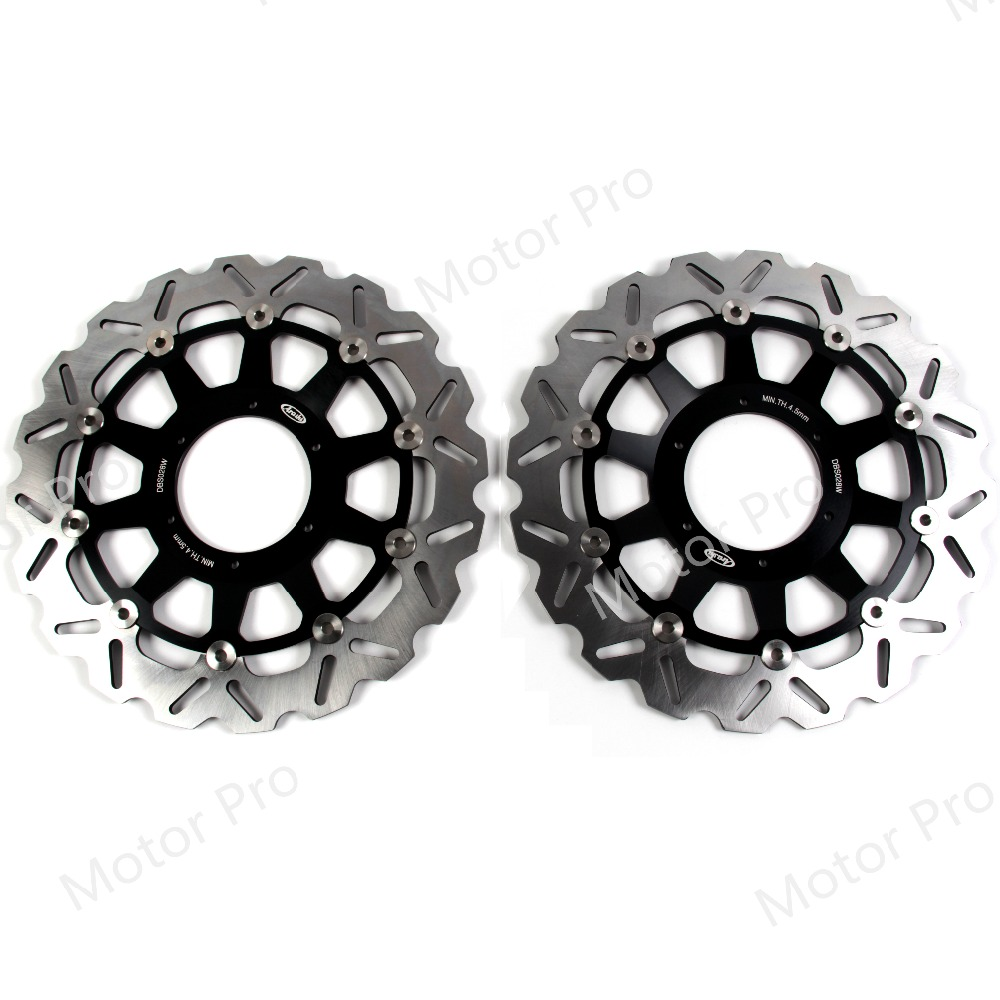 For Honda CBR929RR 00-01 CBR954RR 02-03 Front Brake Disc Rotor Disk CBR 929 954 RR CBR929 CBR954 929RR 954RR 2000 2001 2002 2003 8 colours colorful curly hair party cosplay long wavy wigs