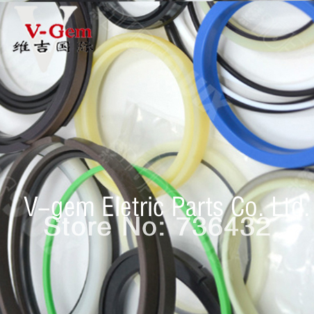 Free shipping! OEM grease seal / Arm oil seal, for Kobelco SK100-6 Excavator , Kobelco Excavator Parts, Kobelco digger parts