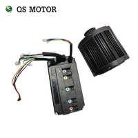 11,11 QS MOTOR 3000 W 138 70 H mitte antrieb motor mit EM150S controller max geschwindigkeit 100kph für elektrische roller z6