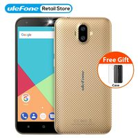 Ulefone S7 Smartphone 5 0 HD Dual Rear Camera MTK6580 Quad Core Three Slots 1GB RAM