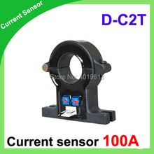 Фотография Single power supply hall current sensor 100a accurate electronic measurement of DC currents