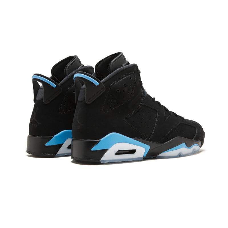 save off 9592a a2981 US $258.2 15% OFF|Original Authentic NIKE Air Jordan 6 Retro