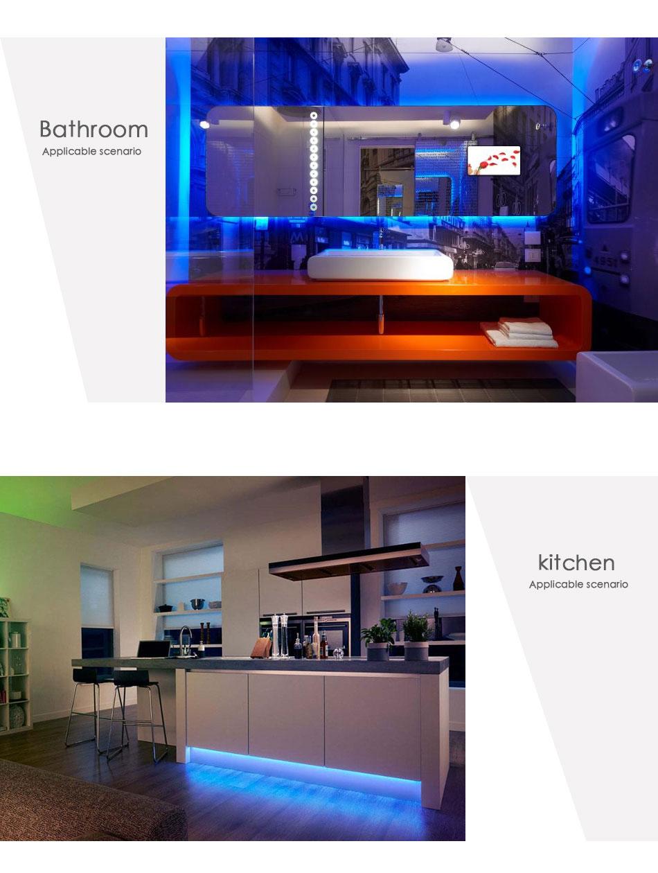 HTB1ksSLTrrpK1RjSZTEq6AWAVXaD USB LED Strip DC 5V 50CM 1M 2M 3M 4M 5M Mini 3Key 24Key Flexible Light Lamp SMD 2835 Desk Decor Screen TV Background Lighting
