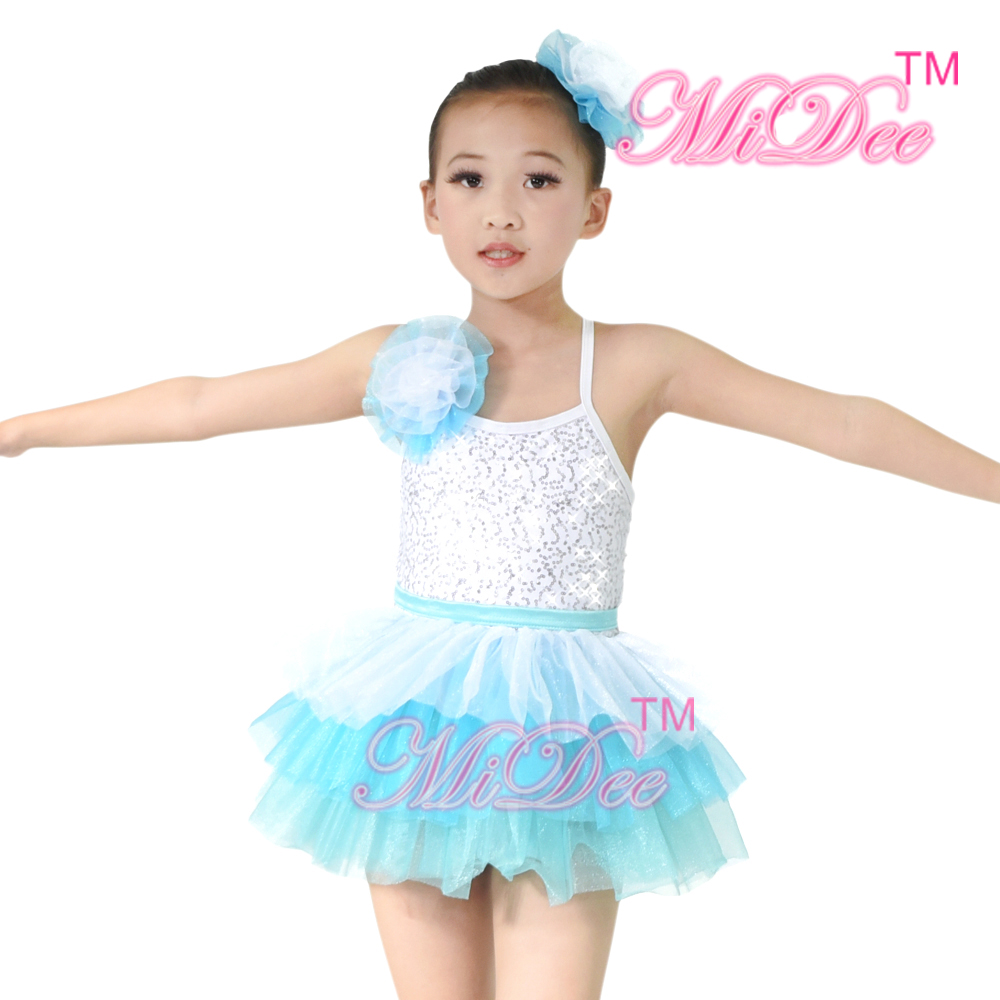 f81fb79fbab0 Sequin Ballet Tutu Dance Dress Lyrical Dresses Ballet Costume ...