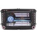 7 pulgadas de navegación GPS wince6.0 bluetooth control del volante reproductor de dvd del coche Para VW jetta sagitar caddy magotan passta RDS MP3