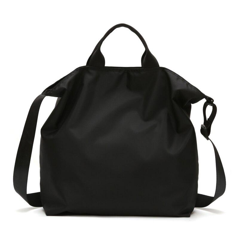 Nylon Waterproof Travel Bag High Quality Women Luggage Handbag Female Portable Travel Bags And Luggage For Women 2019 Weekend