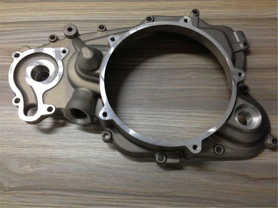 STARPAD For Zongshen NC250 engine parts for large clutch cover the closing lid NC T6 clutch cover