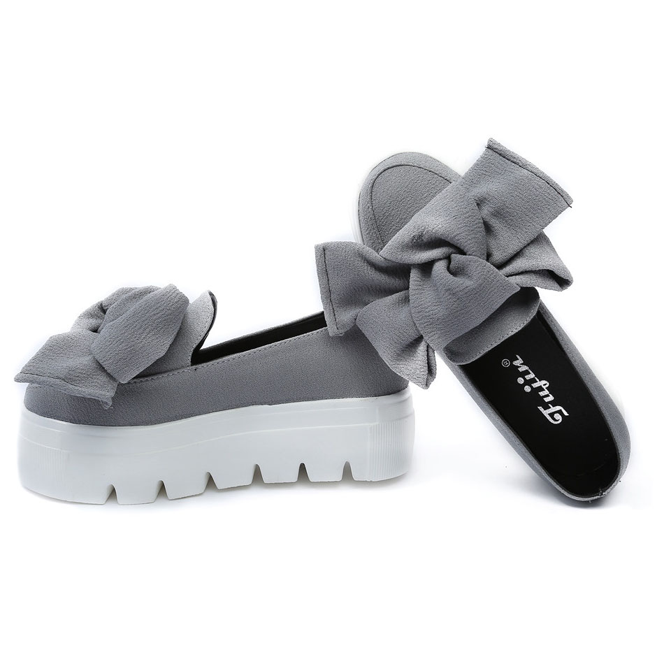 Fond Chaussures Étudiant bleu Simples Muffin Printemps Femmes 2018 Lok Arc 4 3 Épais Marine Fu Nouveau 2 Sauvage Casual nAxAaw7YI
