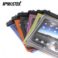 Freeshipping Waterproof Pouch For IPad 2 3 4 Air 10 Inch Case For Apple Ipad And