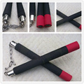 New Foam Padded Training Nunchucks Nunchakus Martial Arts Toy Padded Weapon For Beginners
