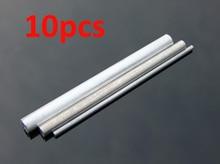цены на Free Shipping 10pcs Aluminium Shaft sleeve bushing Hollow round tube for RC boat models 2/3/4/5/6/8mm 100/200mm в интернет-магазинах