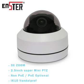 2.5 inch Super Mini  Outdoor Ptz IP Camera System