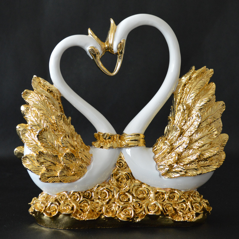 Swan crafts wedding gift wedding gift ideas new home for New home accessories