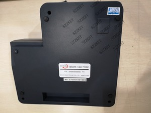 Image 4 - A máquina do número da linha s700e pode ser conectada a uma máquina da marcação da embalagem do computador calor shrinkable tubo impressora s650e atualizar