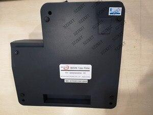 Image 4 - S700E خط رقم آلة يمكن توصيلها إلى غلاف الكمبيوتر آلة وسم الحرارة أنبوبة قابلة للانكماش طابعة S650E ترقية