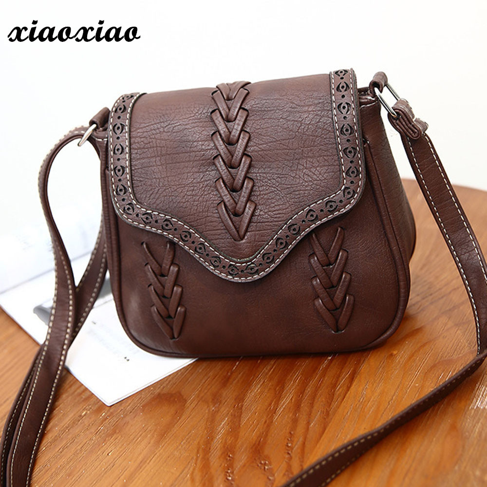 Ladies' Genuine Leather Handbag Women Simple Fashion Handbag National Air Hollow Shoulder Bag bolsa feminina genuine leather handbag 2018 new shengdilu brand intellectual beauty women shoulder messenger bag bolsa feminina free shipping