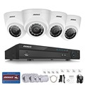 ANNKE 1080P 8CH 5MP NVR Dahua OEM POE Outdoor Home IR Security Camera System WDR