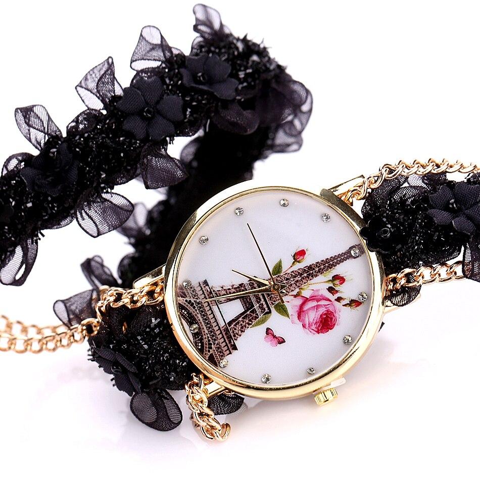 эйфелева башня часы женские с доставкой в Россию