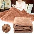 Электрический коврик для одеяла 220 В авто электрический коврик с подогревом водонепроницаемый ковер с подогревом 4 шестерни электрический ...