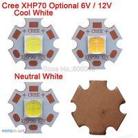 Cree XHP50 XHP70 6V Or 12V 6500K Cool White 5000K Neutral White 3000K Warm White High