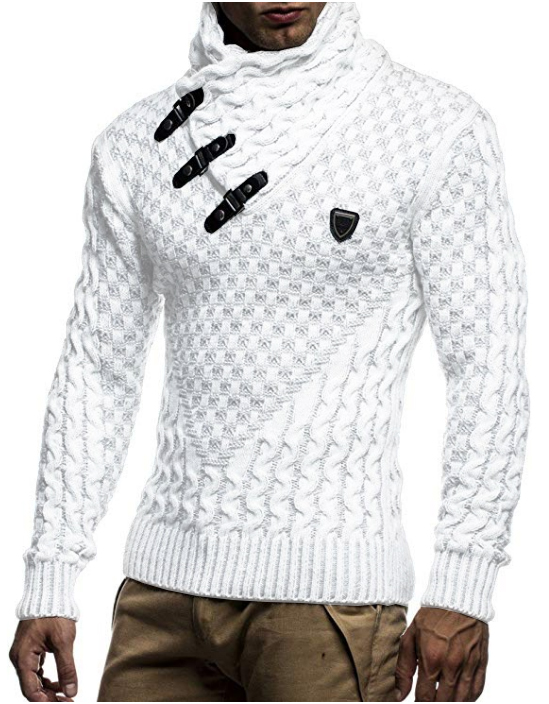 ZOGAA 2019 Autumn/Winter Man Fashion Pullover Sweater Turtleneck Knitted Brand Casual Sweaters Slim Fit Pullover Male Knitwear