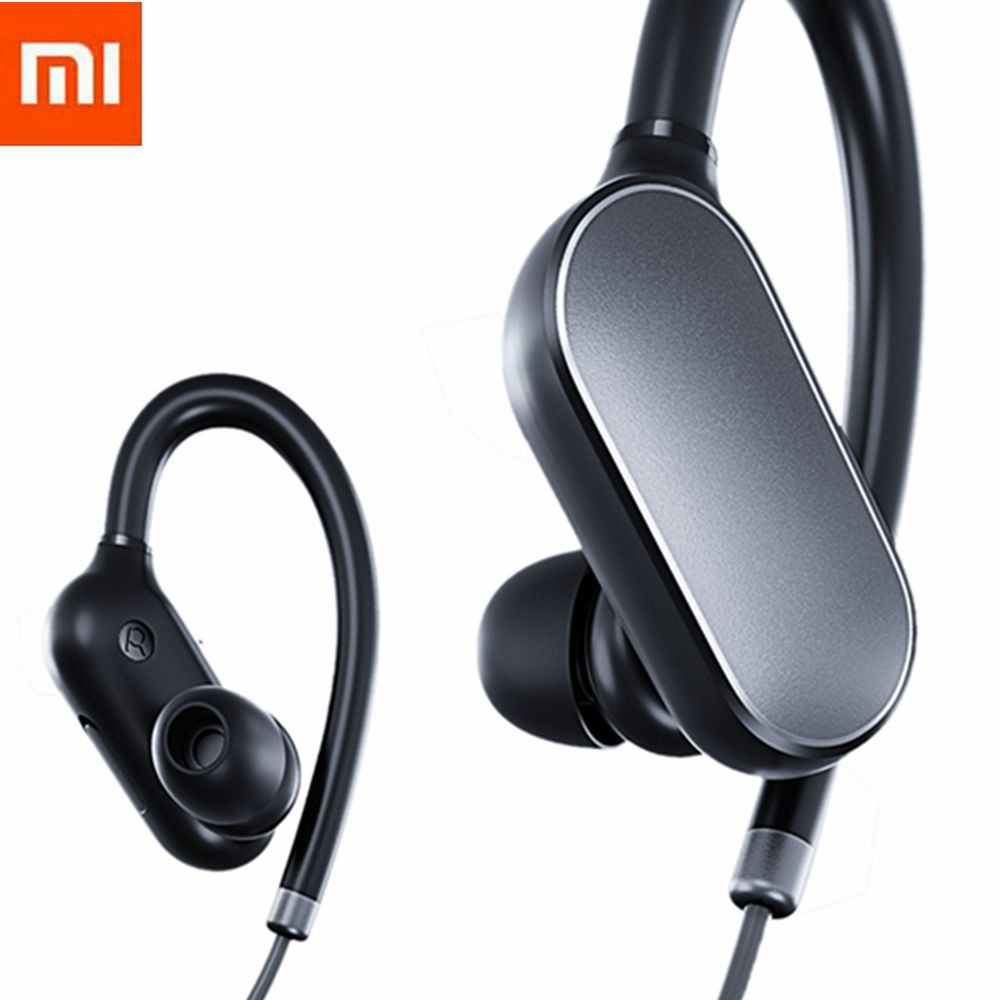 original xiaomi mi bluetooth headset wireless sport earbuds with microphone waterproof bluetooth. Black Bedroom Furniture Sets. Home Design Ideas