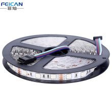 DC12V 5M/Roll 60LED/m 300Leds RGB/White/Warm White/Red/Green/Blue/Yellow LED Strip SMD5050 IP65/IP20 Optional Flexible Led Strip
