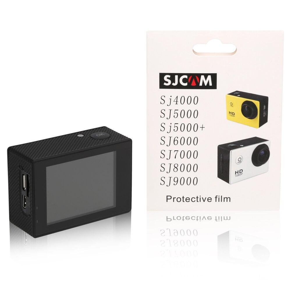 SHOOT LCD Screen Protector Lens Protector Film for SJ4000 SJ4000wifi SJ5000 WIFI SJ5000+ Sj6000 Sj7000 Camera SJCAM Accessories