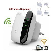 802 11N B G 2 4G 300Mbps Wireless N WiFi Repeater AP Router Wifi Signal Range