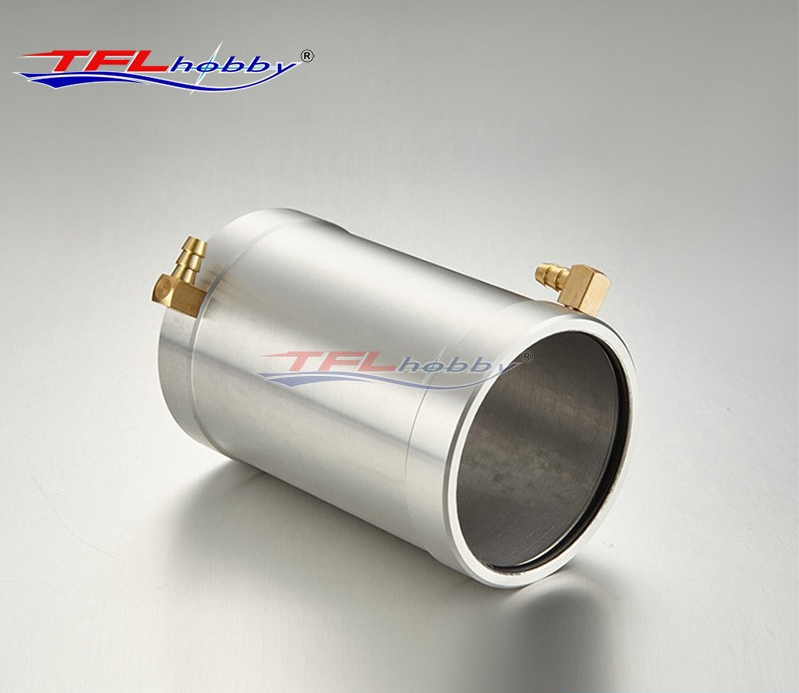 TFL Genuine Parts! Original SSS 56100 Aluminium Water Cooling Jackets for 56114 motor for RC Electric Boat