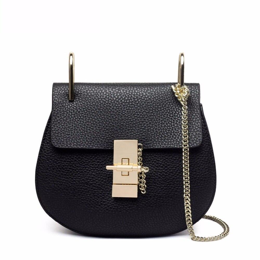 купить LOEIL Pig bag chain small bag star with the same paragraph leather female mini bag hand strap shoulder Messenger bag по цене 4906.02 рублей