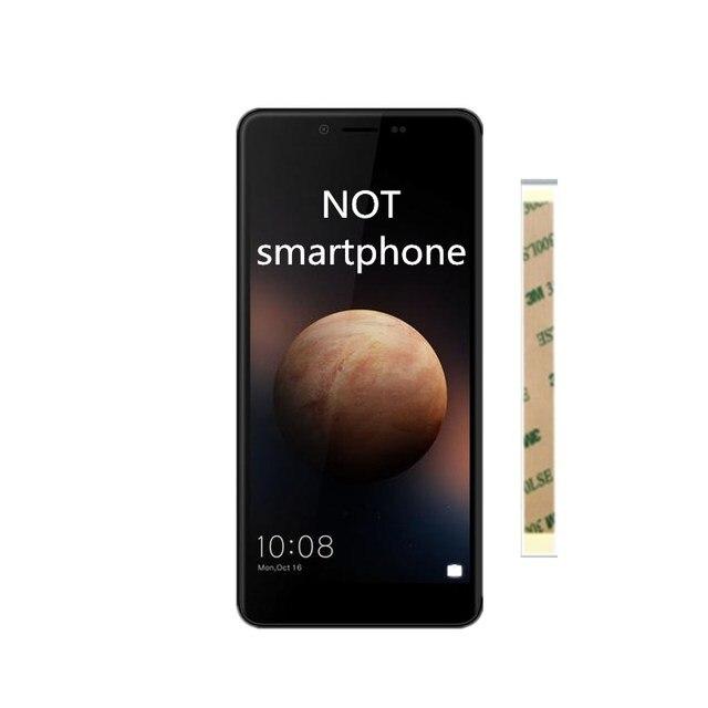 Yeni 5.5 inç DEXP Ixion GL255 dokunmatik Ekran Cam sensör paneli lens camı için yedek DEXP Ixion GL255 cep telefonu