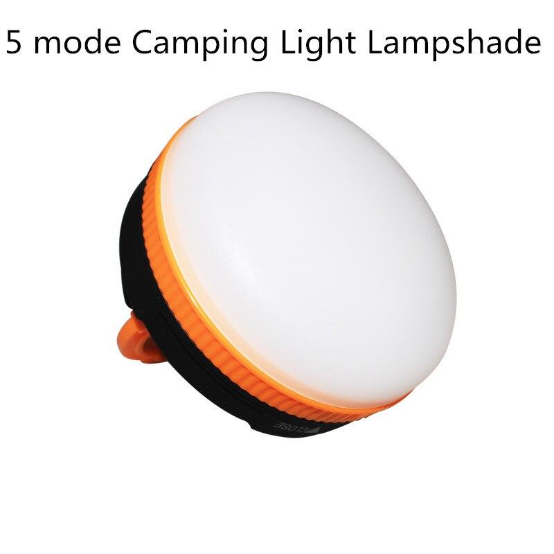 5 unids acampar lámpara luz Iluminación de exterior carpa portátil linterna  del paraguas pesca senderismo noche luz de emergencia uso 3   AAA cd4bd64cb15