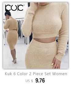 974635657 Kuk 2 Piece Set Women Crop Top And Skirt Set Gray Cropped Hoodie ...