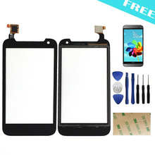 For HTC Desire 310 Touch Screen Digitizer Replacement Mobile Phone Front Glass Lens Sensor Flex Cable+ Film+ Tools+ Adhesive
