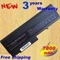 9 células 7800 mAh bateria do portátil para HP aEliteBook 6930 p 8440 p 8440 w ProBook 6440b 6445b 6450b 6540b 6535b 6545b 6555b 6550b