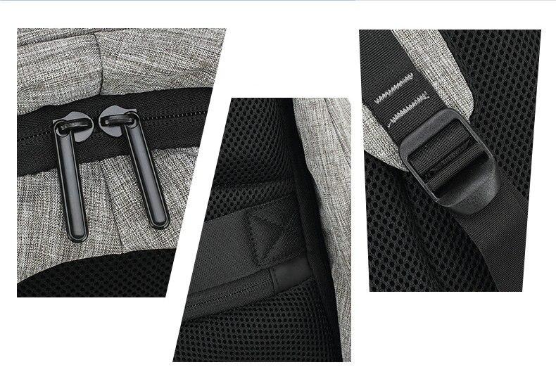 Vol Hommes Portable Portable usb Conception En NylonUSD Ordinateur Sac 17 Anti Étanche Sac Ordinateur Sac 14 Portable À Femmes 2017 Pouces Dos Ordinateur ZEqp7wq