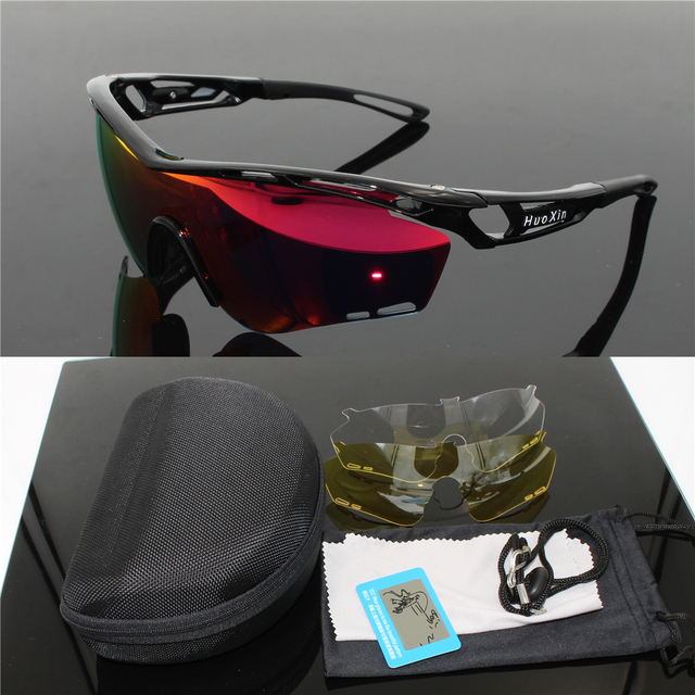 945c672a51c 2018 Cycling Sunglasses Polarized UV400 Men TR90 Frame MTB Outdoor Sports  Riding glasses Running Goggles Oculos