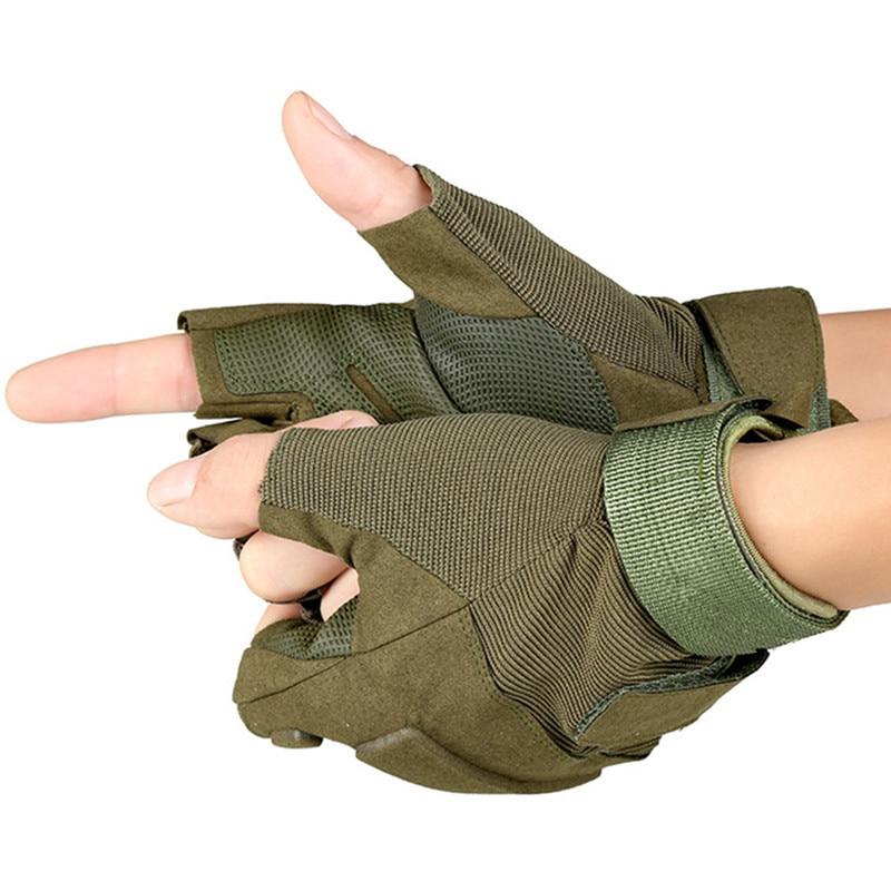 MEGE тактикалық қолғап ерлерге - Спорттық киім мен керек-жарақтар - фото 4