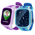 DS18 Smart Watch kids Children baby GPS WiFi Locator Tracker SOS Call SMS Support SIM Card Kids Smartwatch PK Q50 Q60 Q90 Q100