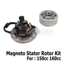 Magneto Stator Rotor Kit Without Light FIT Chinese YX 150cc 160cc Engine Pit Dirt Bike PitsterPro Stomp Thumpstar SDG GPX