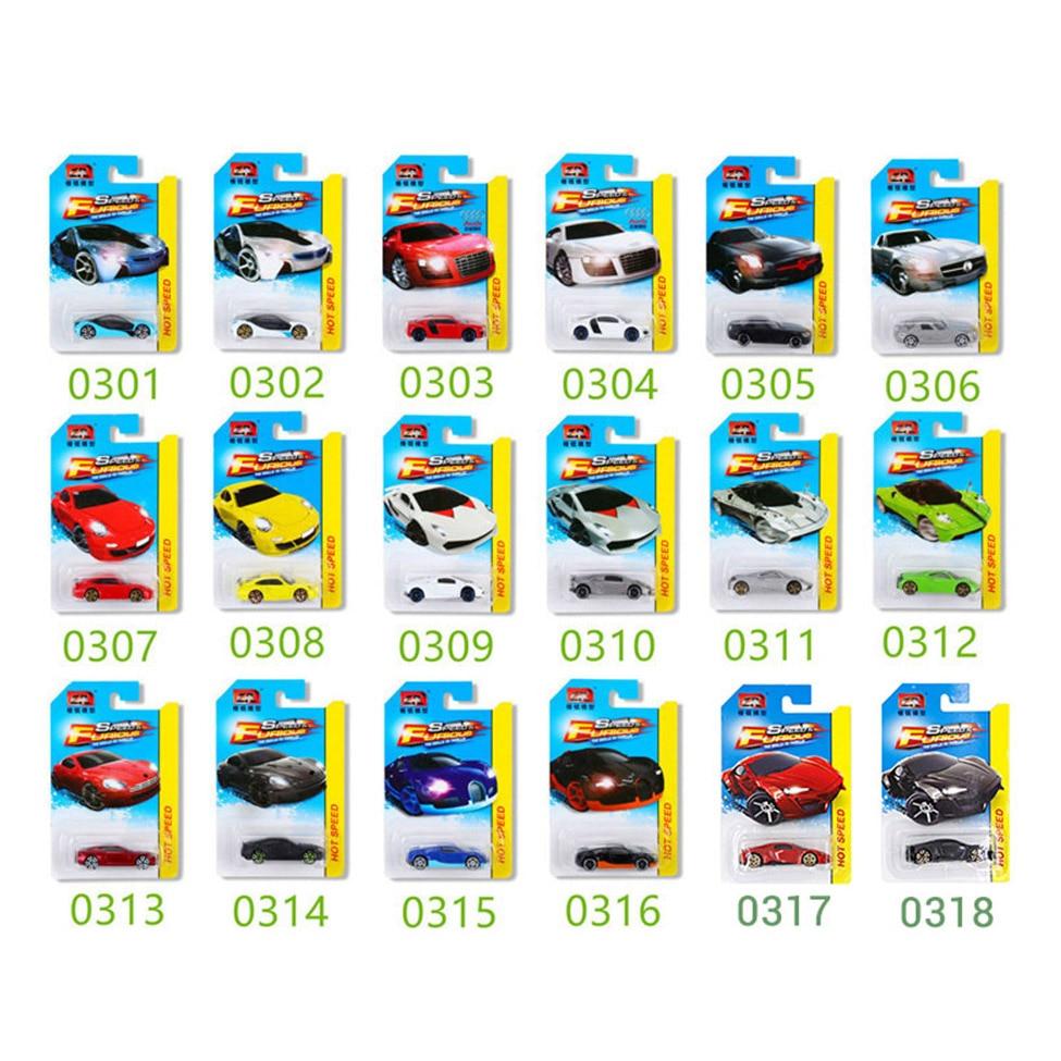 16Pcs-1-64-Hot-Wheels-Diecast-Metal-font-b-Car-b-font-Models-The-Fast-And