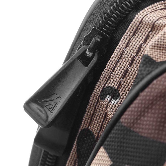 Camo Nylon Rod Case 2 Compartments