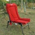 Pausa para o almoço simples cadeira dobrável de pesca ao ar livre portátil camping cadeira casa