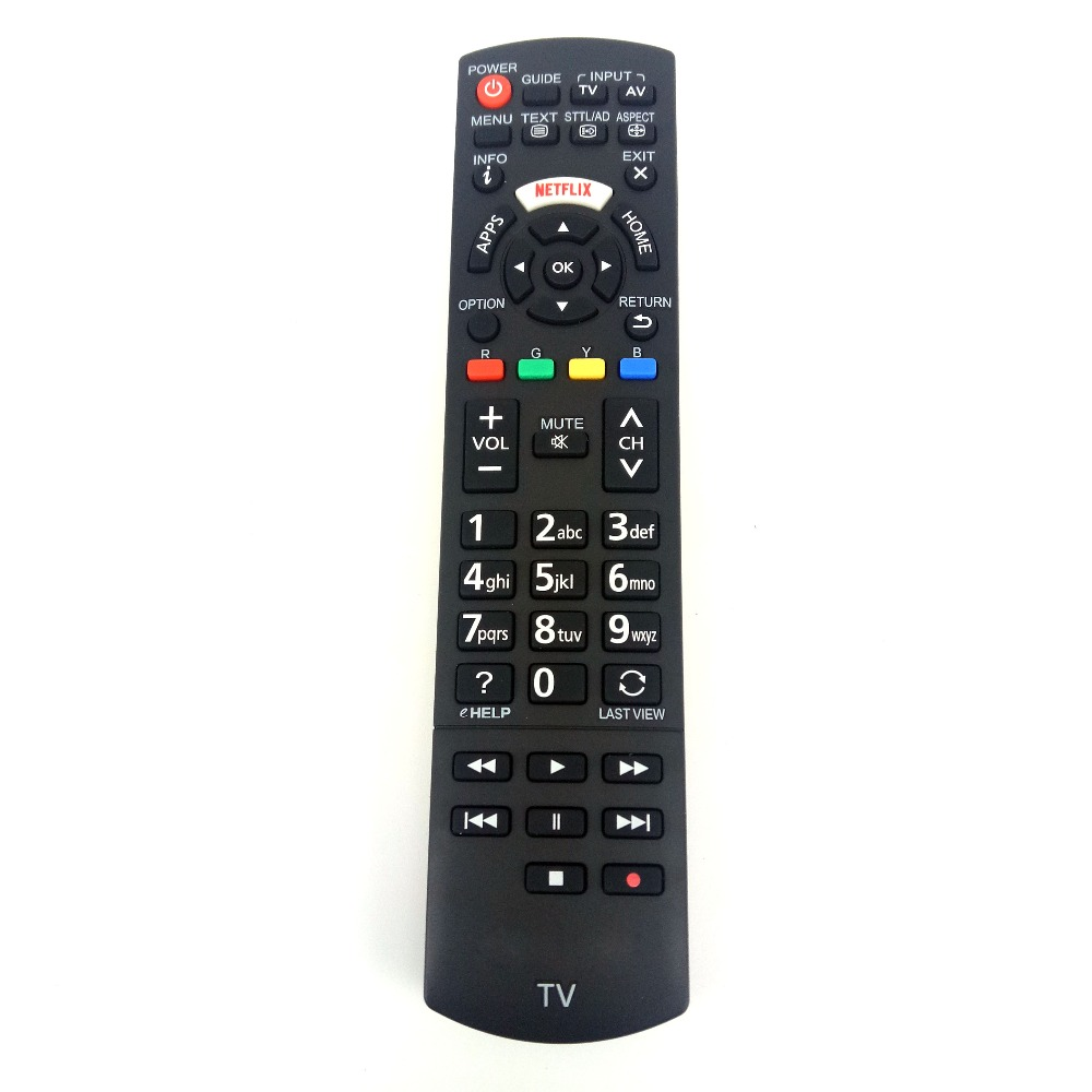 NEW Original N2QAYB001008 FOR Panasonic TV Remote control Replace The TH65CX700A TH50CX740A TH55CX740A TV Fernbedienung