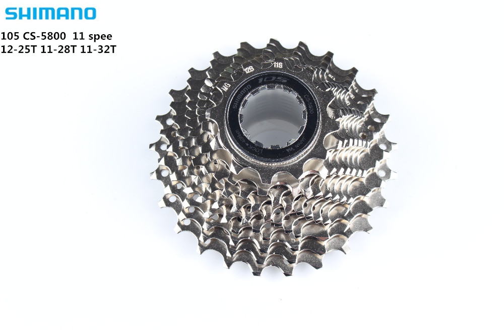 Shimano 105 CS-5800 11 speed Cassette 11 x 32 Teeth