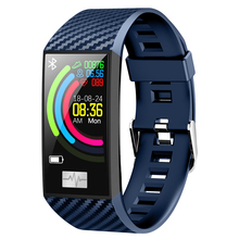 IP68 Swim Color Touch Smart Watch HR/BP/O2 Smart Wristbands Monitor Fitness Bracelet For IOS/Xiaomi/Honor PK Mi Band 3