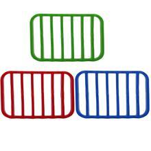 1Pcs Silicone Insulation Pad High Temperature Shelf Roasting Laurel Rack Food Grade Gel Heat Resistance Kitchen Tools